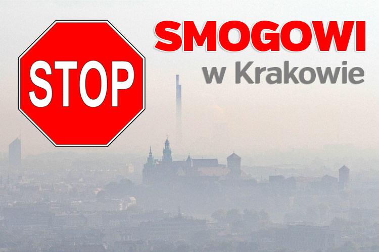 STOP smogowi w Krakowie