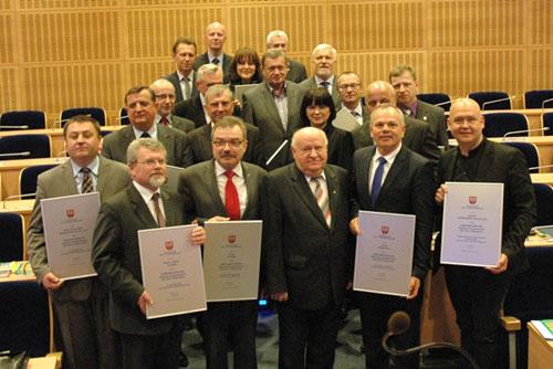 Tytuły Lider Małopolski 2013 przyznane