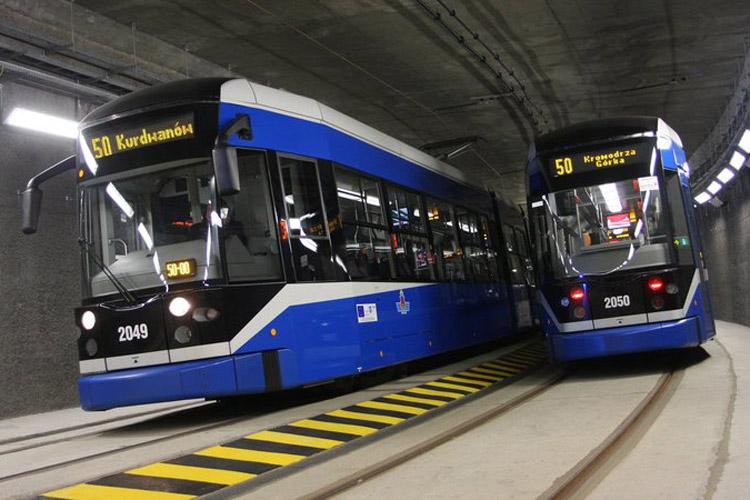 Metro w Krakowie