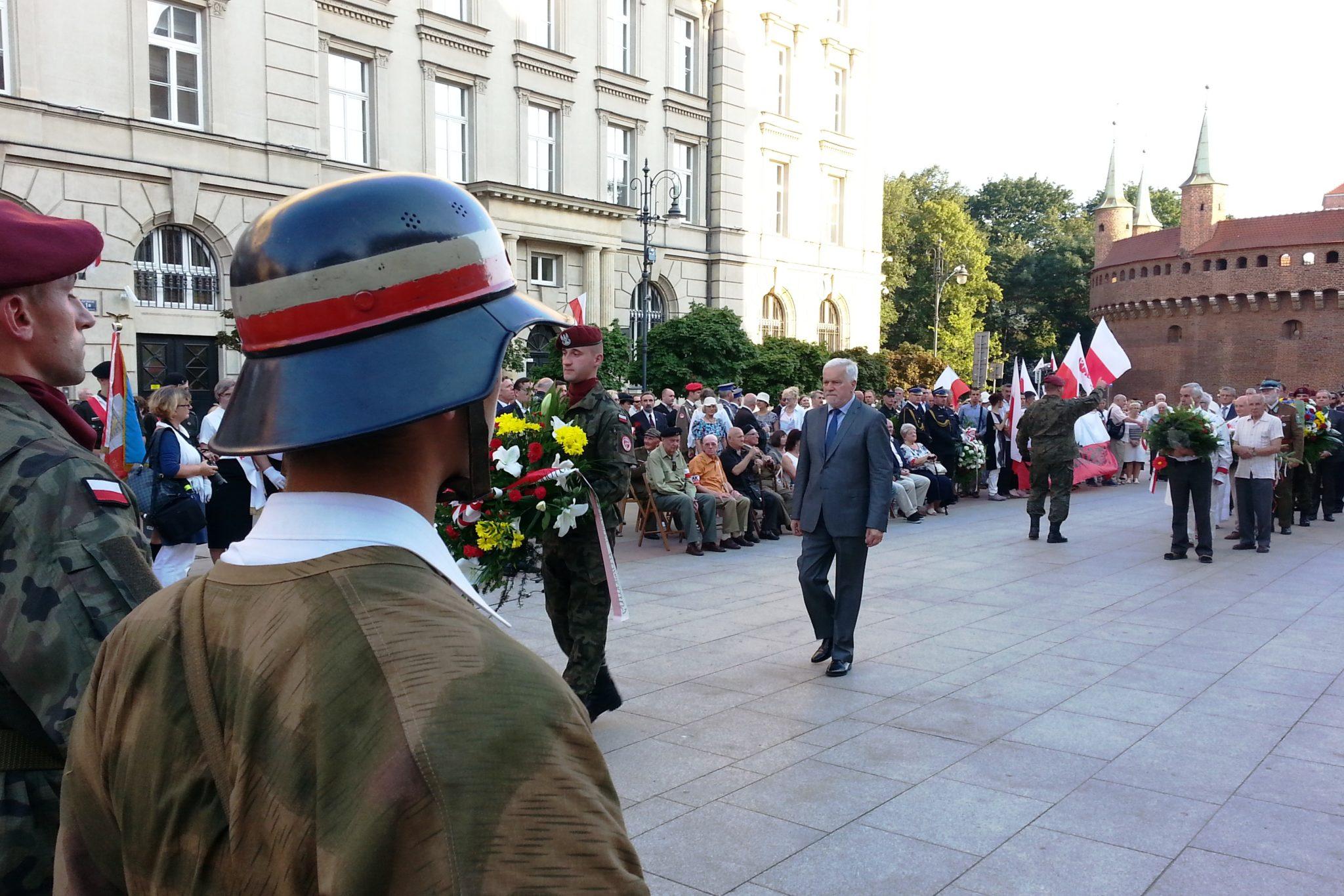 73 rocznica Powstania Warszawskiego
