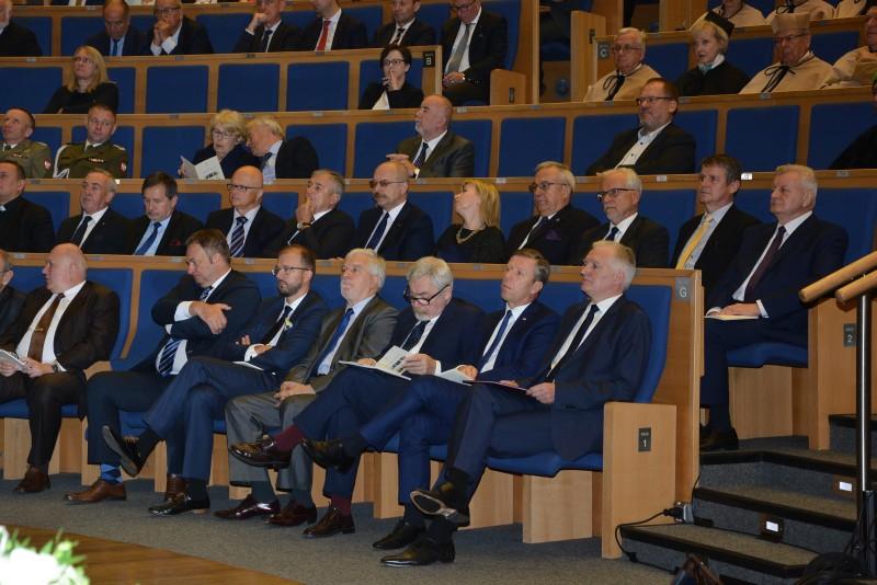 Nowy Rok Akademicki na Uniwersytecie Jagiellońskim