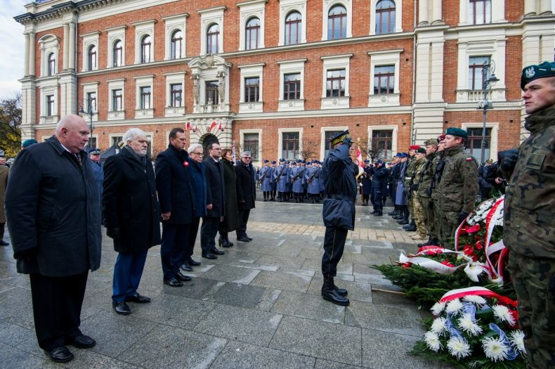 Obchody Święta Niepodległości –  11 Listopada w Krakowie