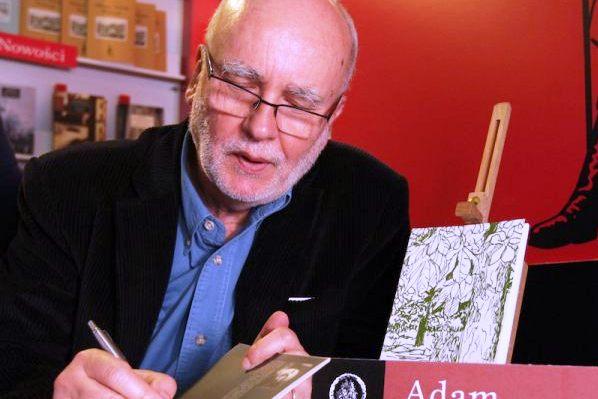 Wieczór autorski poety Adama Zagajewskiego