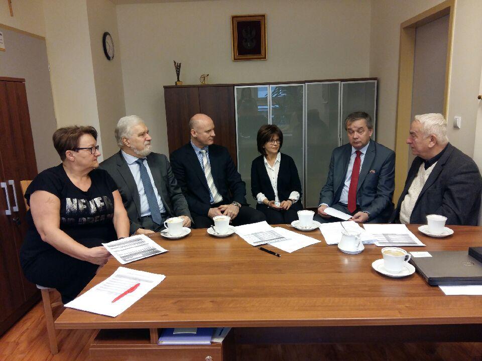 Posiedzenie Rady Społecznej Wojewódzkiego Szpitala Okulistycznego