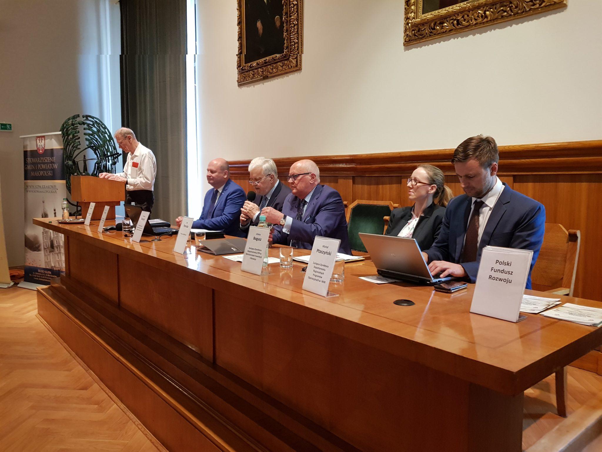 """Konferencja """"FUNDUSZE UNII EUROPEJSKIEJ DO 2020r."""""""
