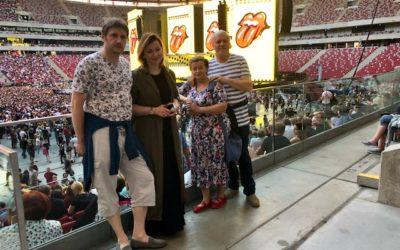 Koncert The Rolling Stones w Warszawie