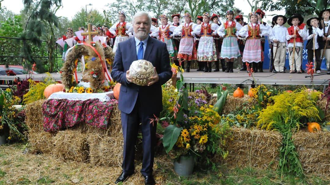 Tradycyjne Krakowskie dożynki miejskie w Czyżynach