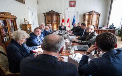 Posiedzenie Komitetu Budowy Centrum Muzyki