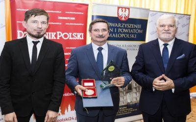 Gala laureatów Samorządowiec Małopolski- Oceniamy Władzę