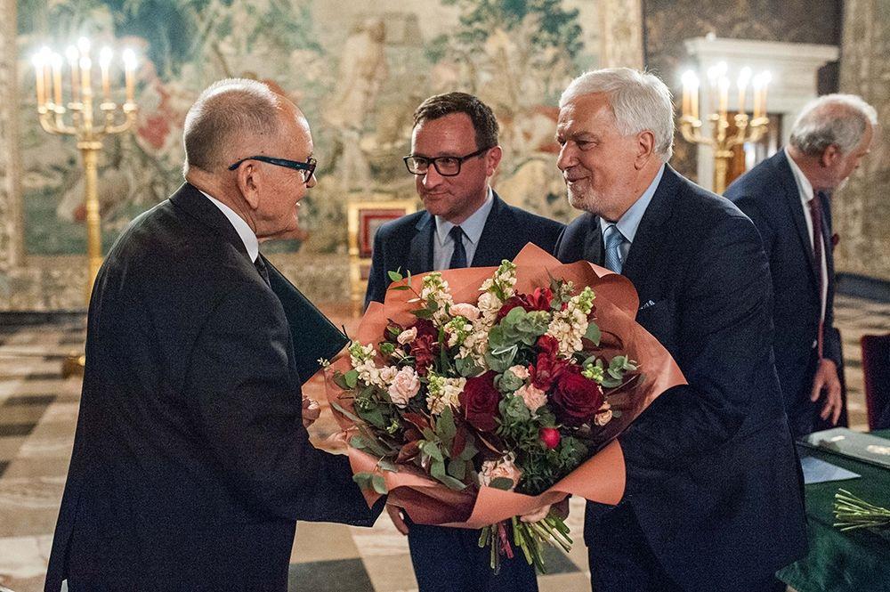 Adolf Juzwenko laureatem nagrody im. Jerzmanowskich