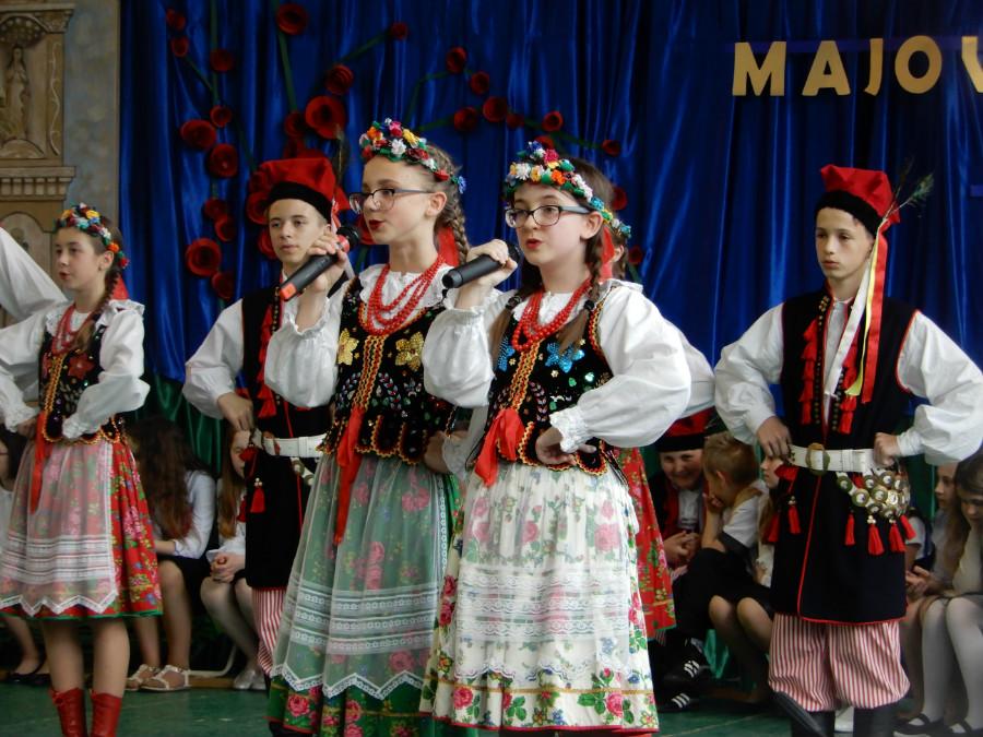 Koncert Majowy w Zręczycach