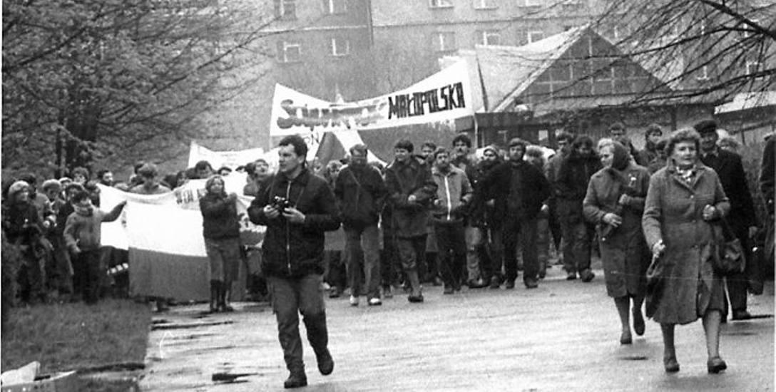 Demokratyczne przemiany środowiska prawniczego 1980 r.