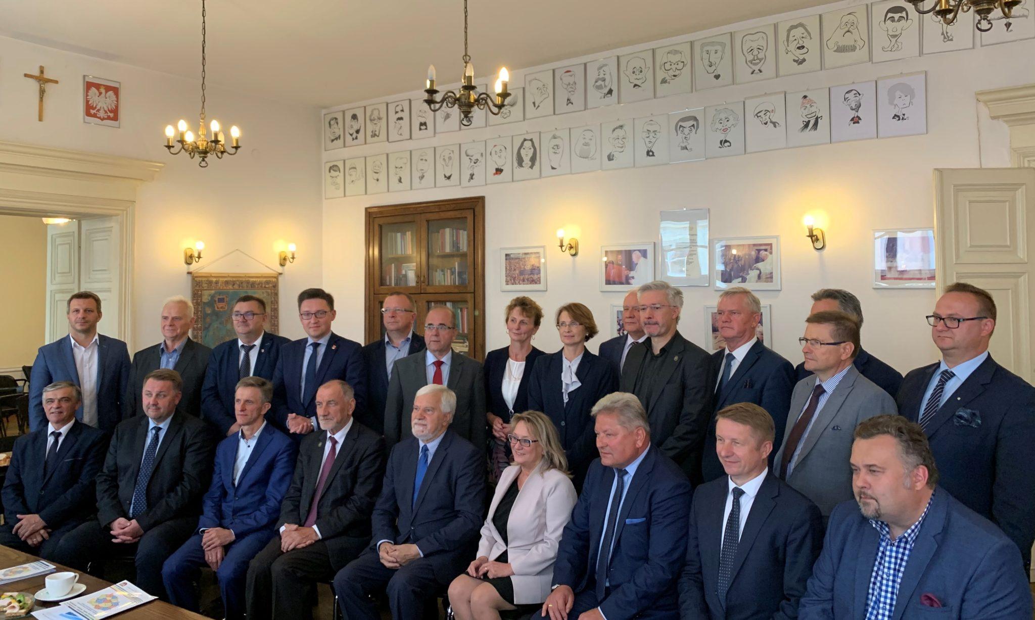 Posiedzenie Zarządu SGiPM