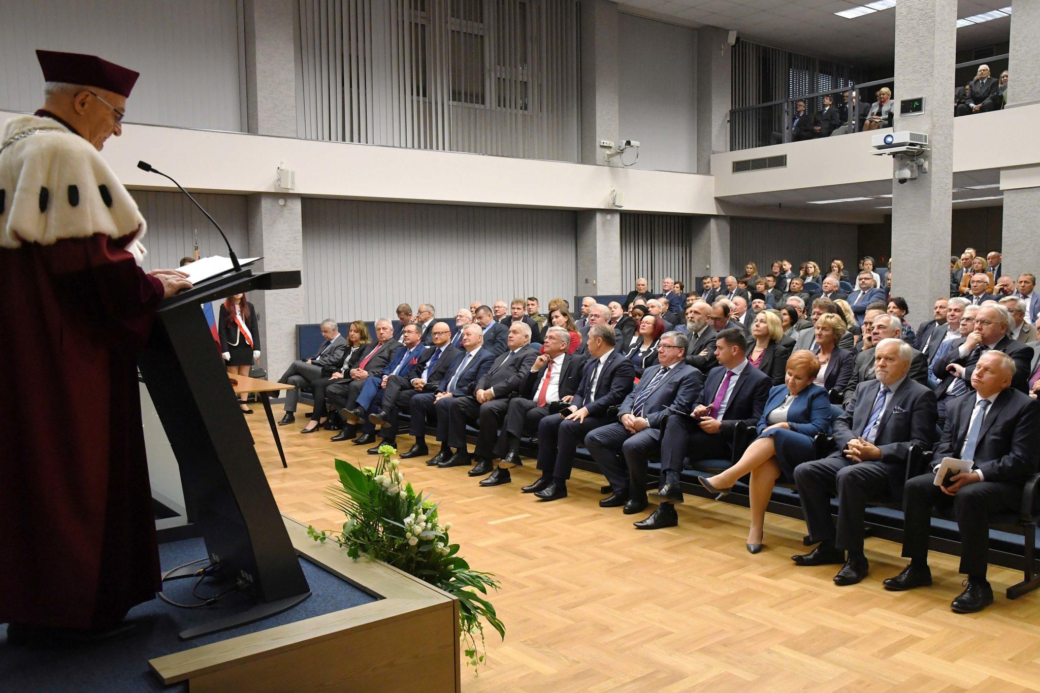 Inauguracja 67. Roku Akademickiego na Uniwersytecie Rolniczym