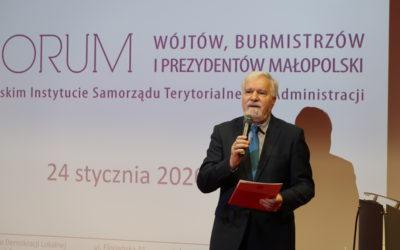Forum Wójtów, Burmistrzów i Prezydentów Małopolski