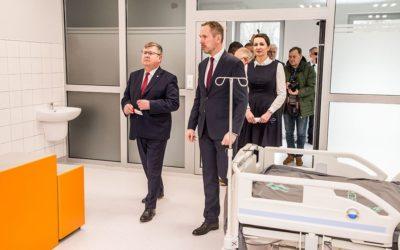 Krakowskie Centrum Rehabilitacji i Ortopedii po remoncie