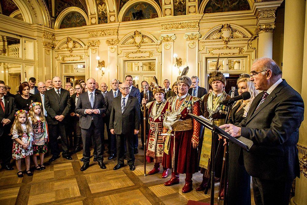 Spotkanie z Prezydentem Malty