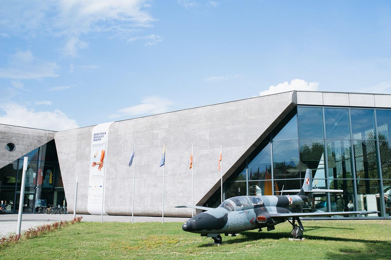Posiedzenie Rady Muzeum Lotnictwa Polskiego