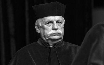Zmarł prof. Franciszek Ziejka. Były rektor Uniwersytetu Jagiellońskiego